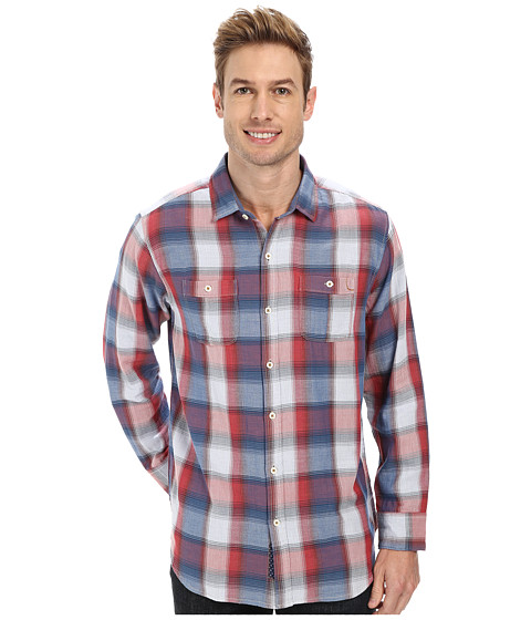 Imbracaminte Barbati Tommy Bahama Plaid Bryson LS Button Up Red Ginger