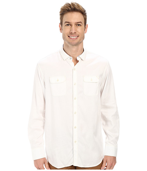 Imbracaminte Barbati Tommy Bahama Twill Factor LS Button Up Cloud