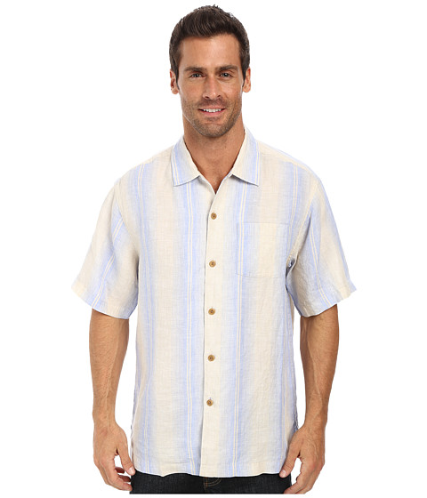 Imbracaminte Barbati Tommy Bahama Good Stripe-Ations Camp Shirt Continental