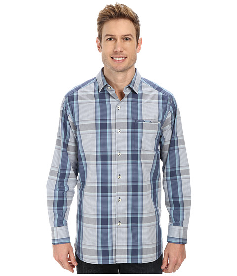 Imbracaminte Barbati Tommy Bahama Plaid-Tonic Shirt Key West Blue