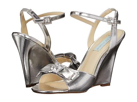 Incaltaminte Femei Betsey Johnson Daisy Silver Metallic