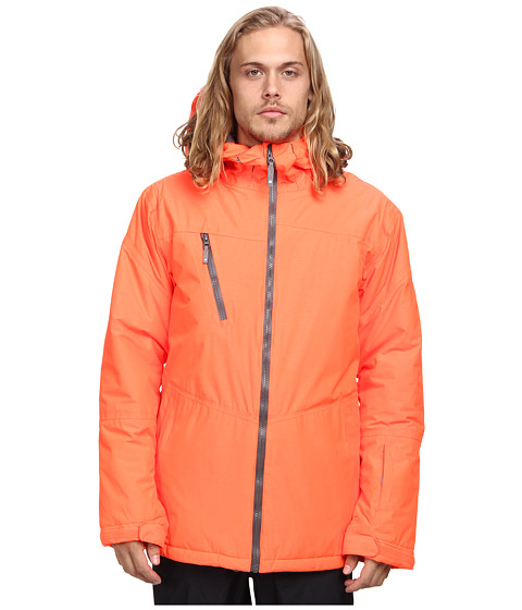 Imbracaminte Barbati DC Blitz Jacket Shocking Orange
