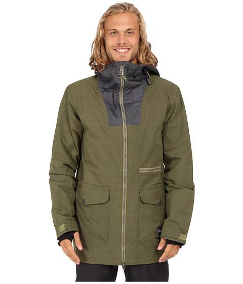 Imbracaminte Barbati Burton MB Cambridge Jacket Keef Alge BiowshDenim