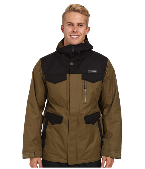 Imbracaminte Barbati Burton MB Covert Jacket HickoryTrue Black