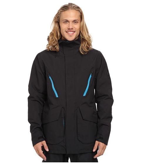 Imbracaminte Barbati Burton Breach Jacket True Black 1