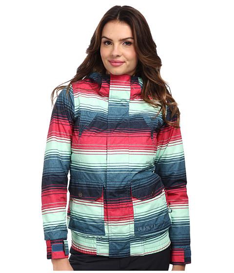 Imbracaminte Femei Burton Cassidy Jacket Scout Picnic Blanket Stripe