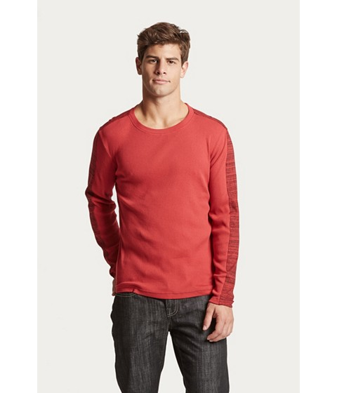 Imbracaminte Barbati GUESS Geller Long-Sleeve Tee chili pepper