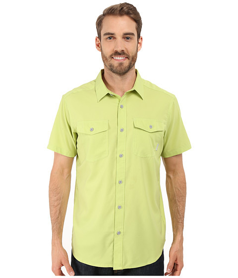 Imbracaminte Barbati Columbia Utilizer IItrade Solid Short Sleeve Shirt Napa Green