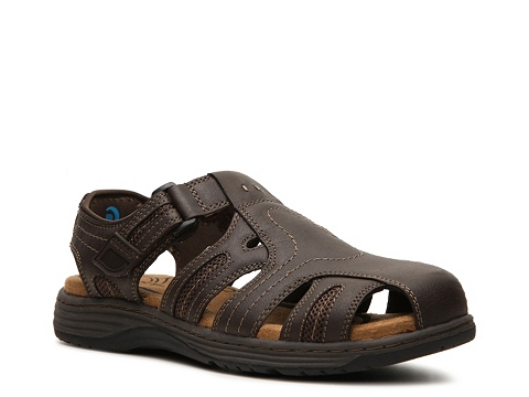 Incaltaminte Barbati Nunn Bush Ripley Fisherman Sandal Brown