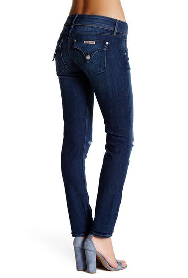 Imbracaminte Femei HUDSON Jeans Collin Flap Skinny Jean BOLSA CHIC