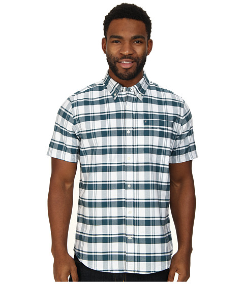 Imbracaminte Barbati Hurley Ace Oxford Plaid SS Teal