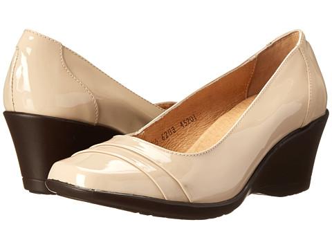 Incaltaminte Femei Fitzwell Wanda Nude Patent Leather