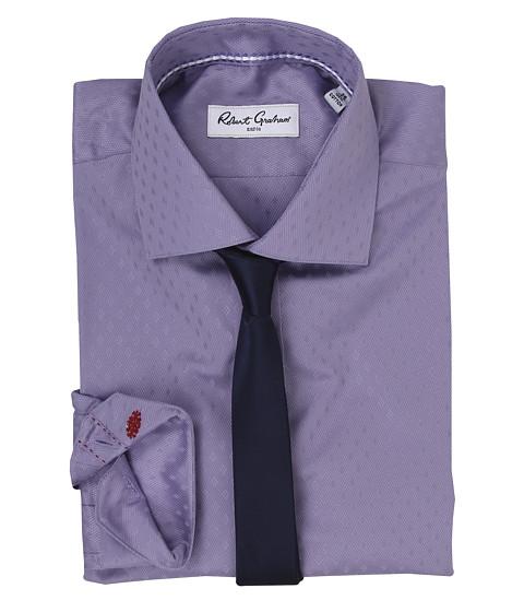 Imbracaminte Barbati Robert Graham Normandy Dress Shirt Purple