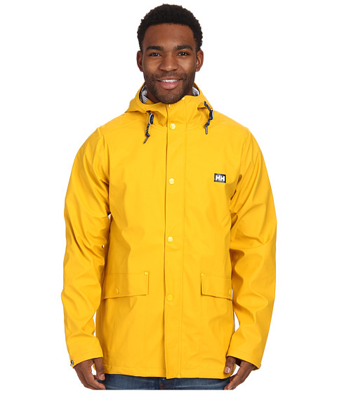 Imbracaminte Barbati Helly Hansen Lerwick Rain Jacket Essential Yellow