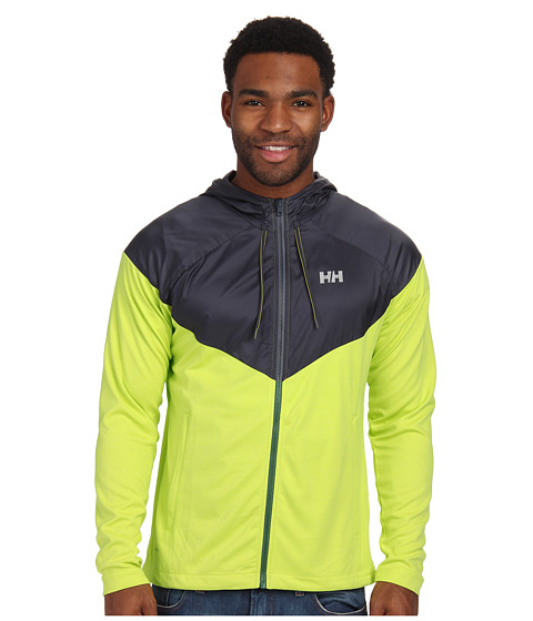 Imbracaminte Barbati Helly Hansen VTR Cruzn Jacket Wasabi Heather