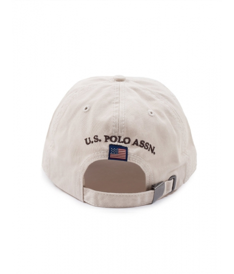 Accesorii Barbati US Polo Assn Multi Logo Baseball Cap STONE