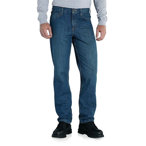 Imbracaminte Barbati Carhartt Elton Jeans - Traditional Fit TRAILBLAZER (01)
