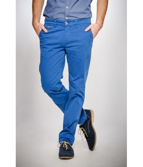 Imbracaminte Barbati Be You Pantaloni albastri stretch confort Multicolor