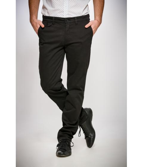 Imbracaminte Barbati Be You Pantaloni negri stretch confort Multicolor