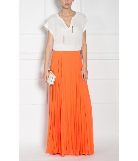 Imbracaminte Femei Nissa Fusta F7054 Orange