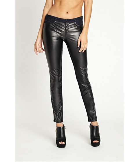 Imbracaminte Femei GUESS Nightwatcher Super-Skinny Jeans rinse