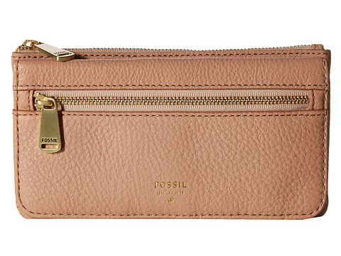 Genti Femei Fossil Preston Flap Clutch Shell