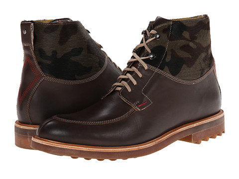 Incaltaminte Barbati Robert Graham Emmons Dark BrownCamo