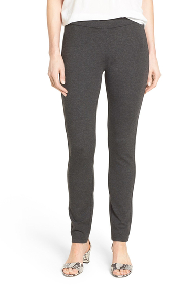 Imbracaminte Femei NYDJ Stretch Jodie Ponte Leggings Regular Petite CHARCOAL
