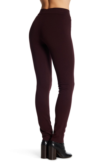 Imbracaminte Femei NYDJ Stretch Jodie Ponte Leggings Regular Petite BRANDY WIN