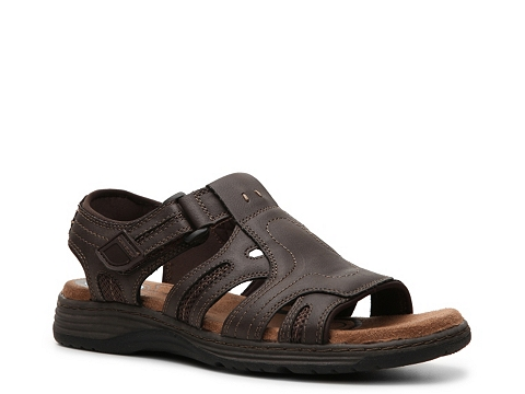 Incaltaminte Barbati Nunn Bush Ritter Fisherman Sandal Brown