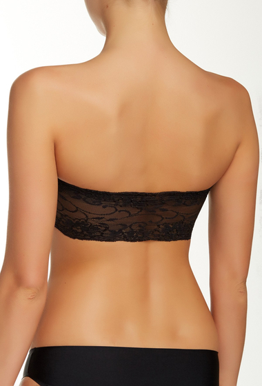Imbracaminte Femei Free Press Seamless Lace Back Bandeau BLACK JET