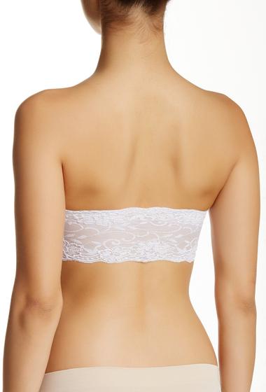 Imbracaminte Femei Free Press Seamless Lace Back Bandeau WHITE