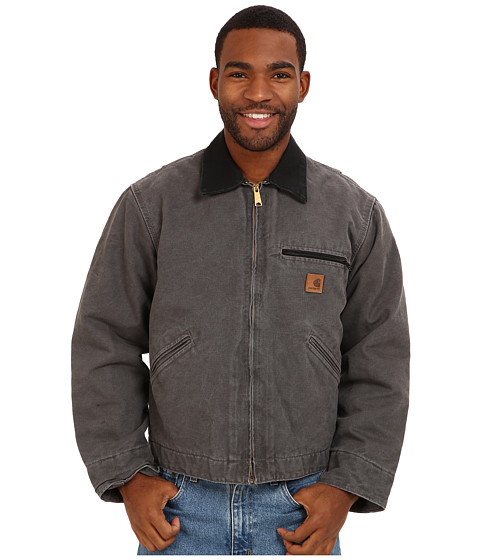 Imbracaminte Barbati Carhartt Sandstone Detroit Jacket Gravel