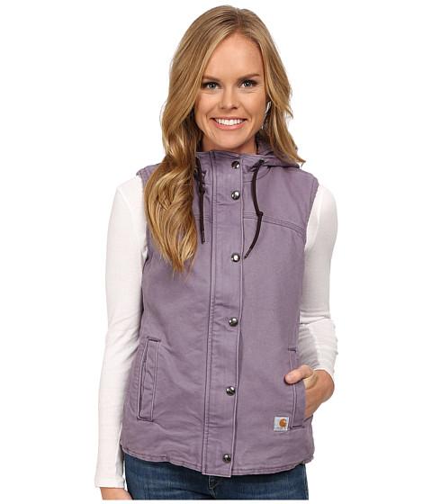 Imbracaminte Femei Carhartt Sandstone Berkley Vest II Purple Sage