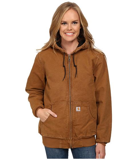 Imbracaminte Femei Carhartt Sandstone Active Jacket Carhartt Brown