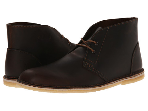 Incaltaminte Barbati Clarks Jink Desert Beeswax Leather