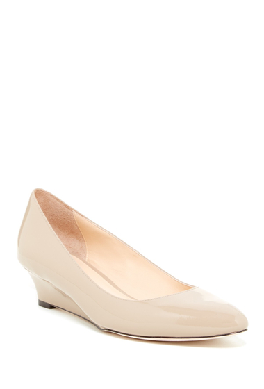 Incaltaminte Femei Cole Haan Bethany Wedge Heel - Multiple Widths Available MAPLE SUGAR PATENT