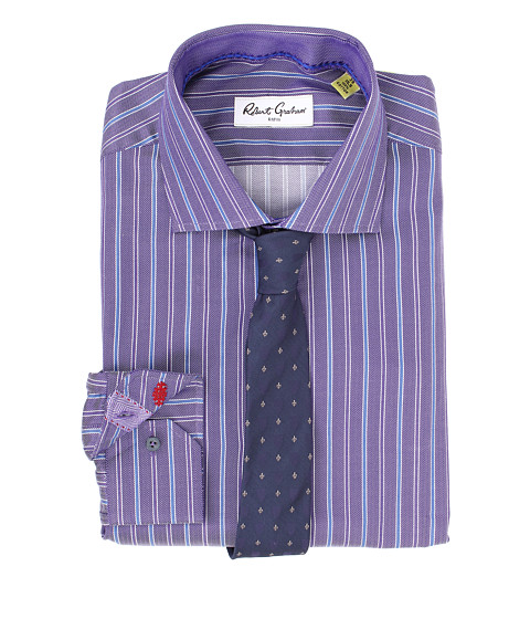 Imbracaminte Barbati Robert Graham Joel Dress Shirt Purple
