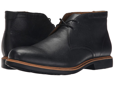 Incaltaminte Barbati Cole Haan Great Jones Chukka II Waxy Black