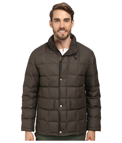 Imbracaminte Barbati Cole Haan Down Jacket w Box Quilt Java