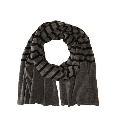 Accesorii Barbati Cole Haan Lightweight Wool Stripe Muffler Solid Derby
