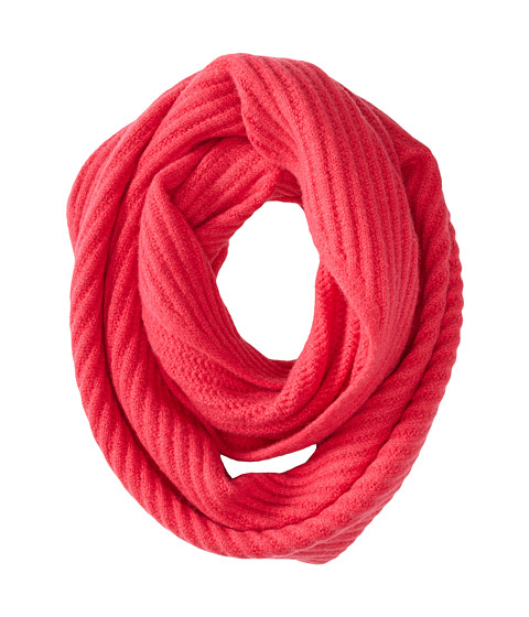 Accesorii Femei Cole Haan Diagonal Rib Infinity Scarf Pink