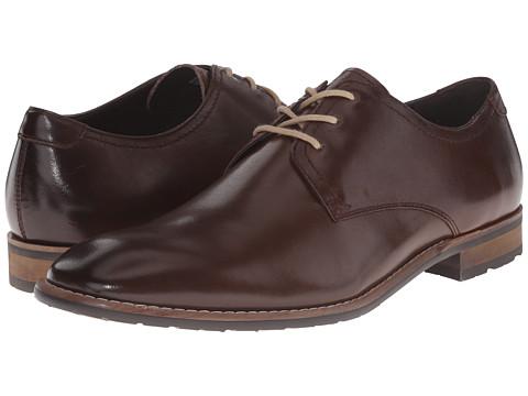 Incaltaminte Barbati Steve Madden Elvess Brown Leather