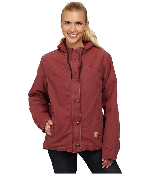 Imbracaminte Femei Carhartt Sandstone Berkley Jacket Cinnamon Red