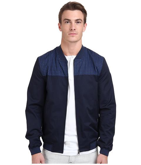 Imbracaminte Barbati Ben Sherman Sports Blouson Jacket MF11340A Navy Blazer