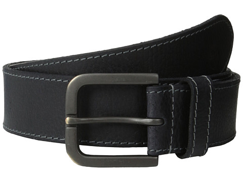 Accesorii Barbati Timberland 40mm Oily Milled Belt Black