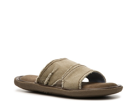 Incaltaminte Barbati Crevo Freemont Slide Sandal Tan
