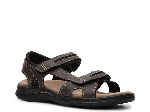 Incaltaminte Barbati Dockers Solano River Sandal Brown