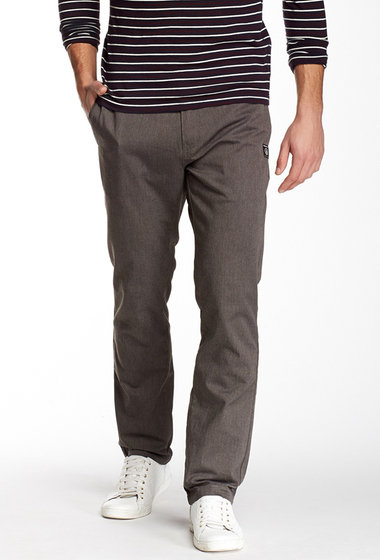 Imbracaminte Barbati Volcom Vmonty Modern Fit Pants CHAR HEATH