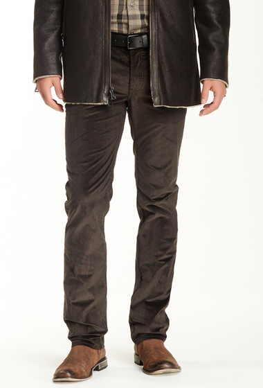 Imbracaminte Barbati John Varvatos Collection Pick Stitch Slim Fit Jean KOHL